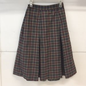 Becky Thatcher School Uniform Skirt Teen